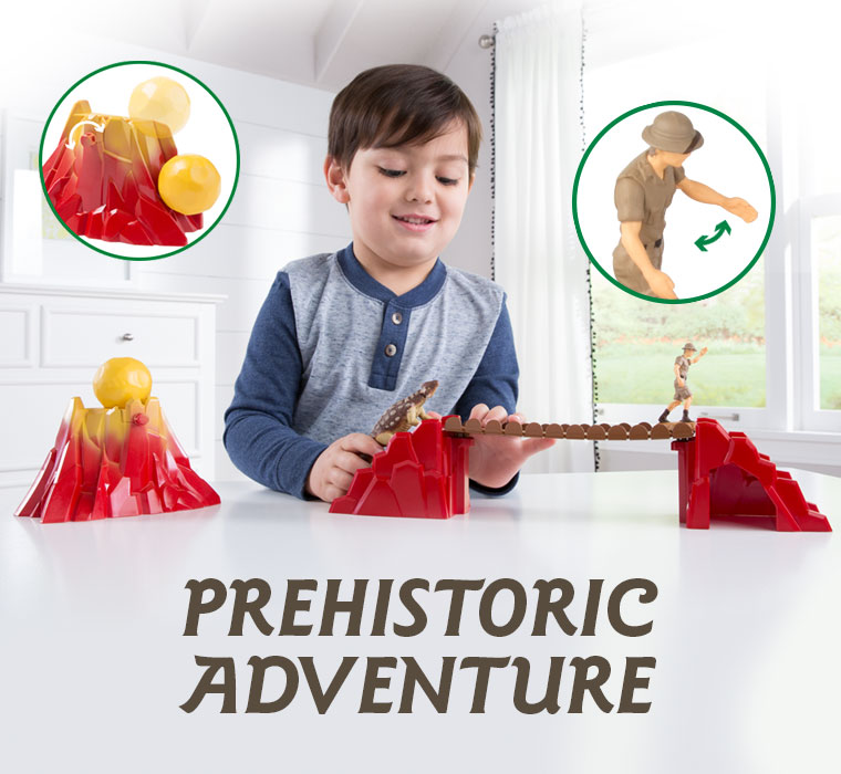 Prehistoric Adventure