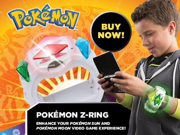 Pokémon Z Ring