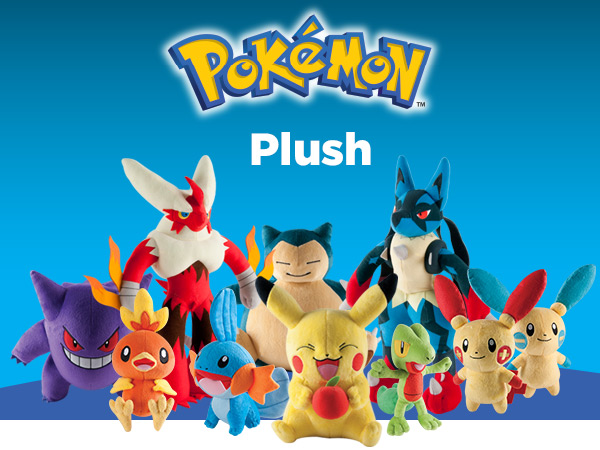 Pokémon Scale Figures