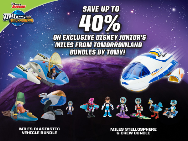 Miles From Tomorrowland Bundles