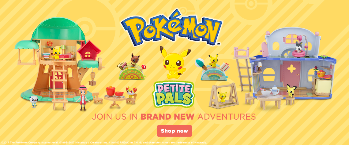 Petite Pals Figures and Playsets