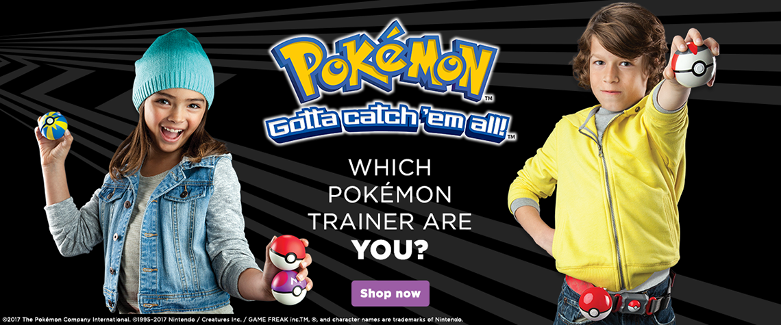 Which Pokémon Trainer are You?