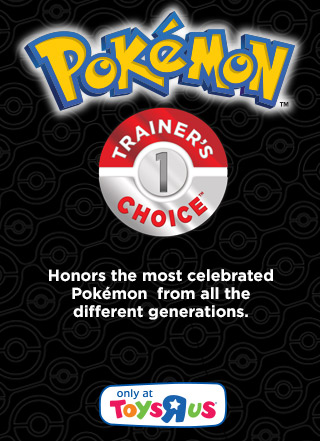 Pokemon Trainer's Choice