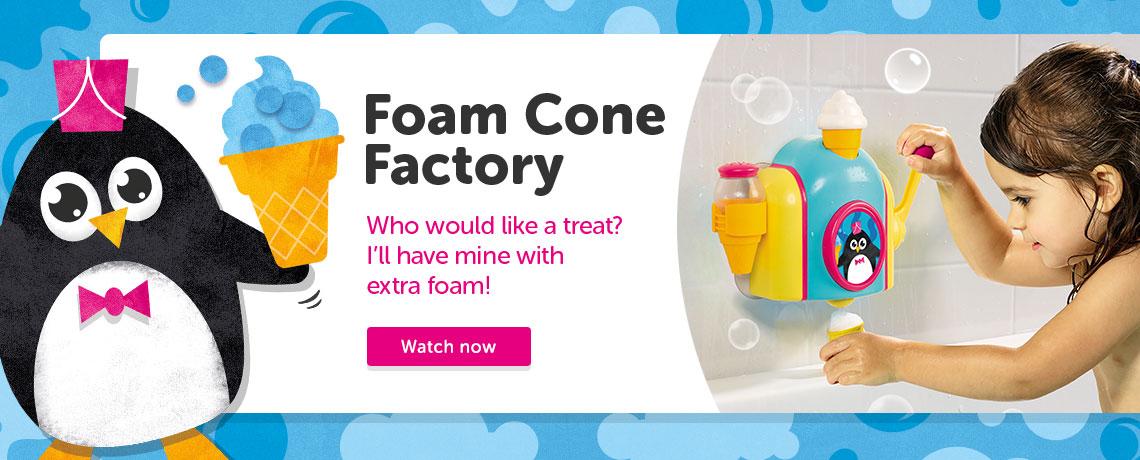 Foam Cone Factory