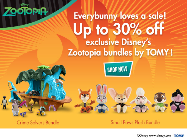 Zootopia Bundles