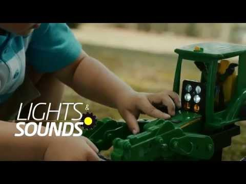 John Deere Gear Force Mega Scoop Tractor