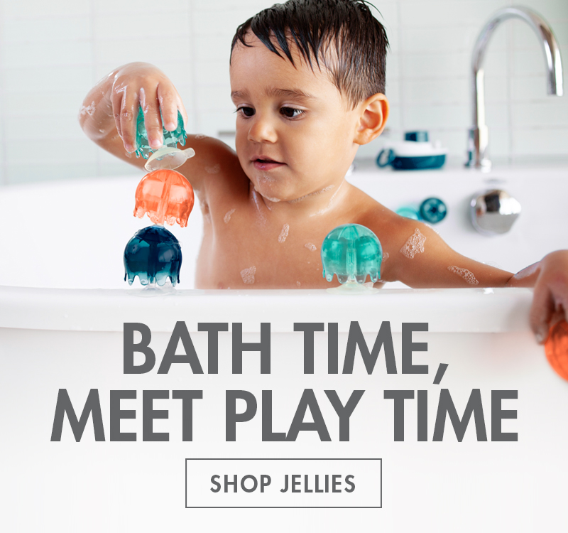 jellies bath toys