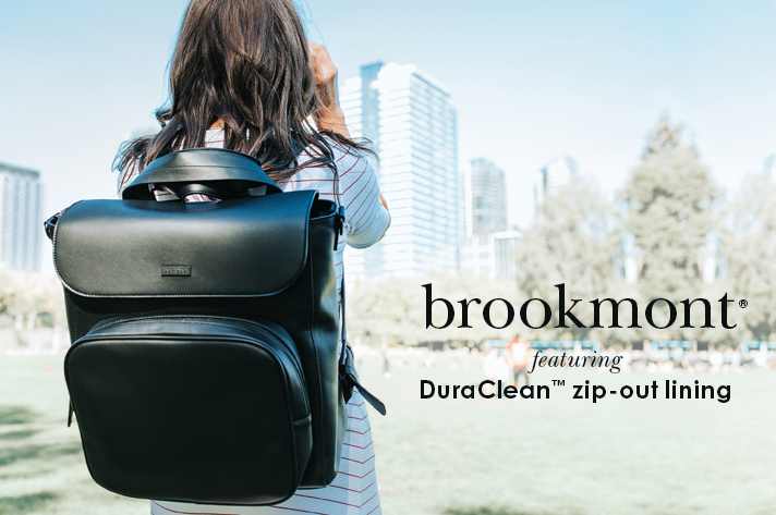 Brookmont - Featuring Dura-clean zip-out lining