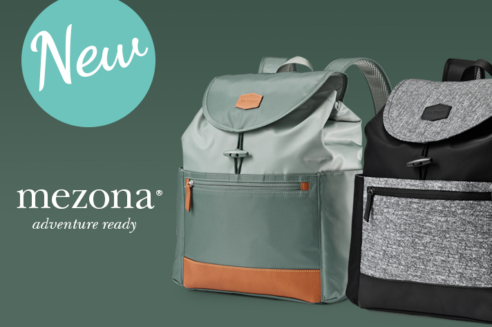 NEW Mezona - Adventure Ready