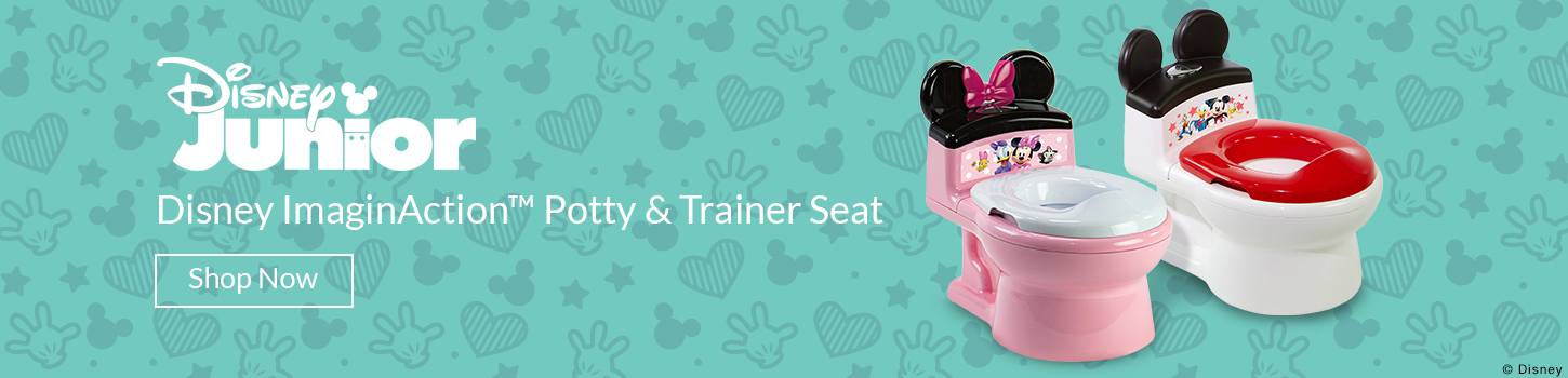 Disney ImaginAction™ Potty & Trainer Seat. Shop Now.