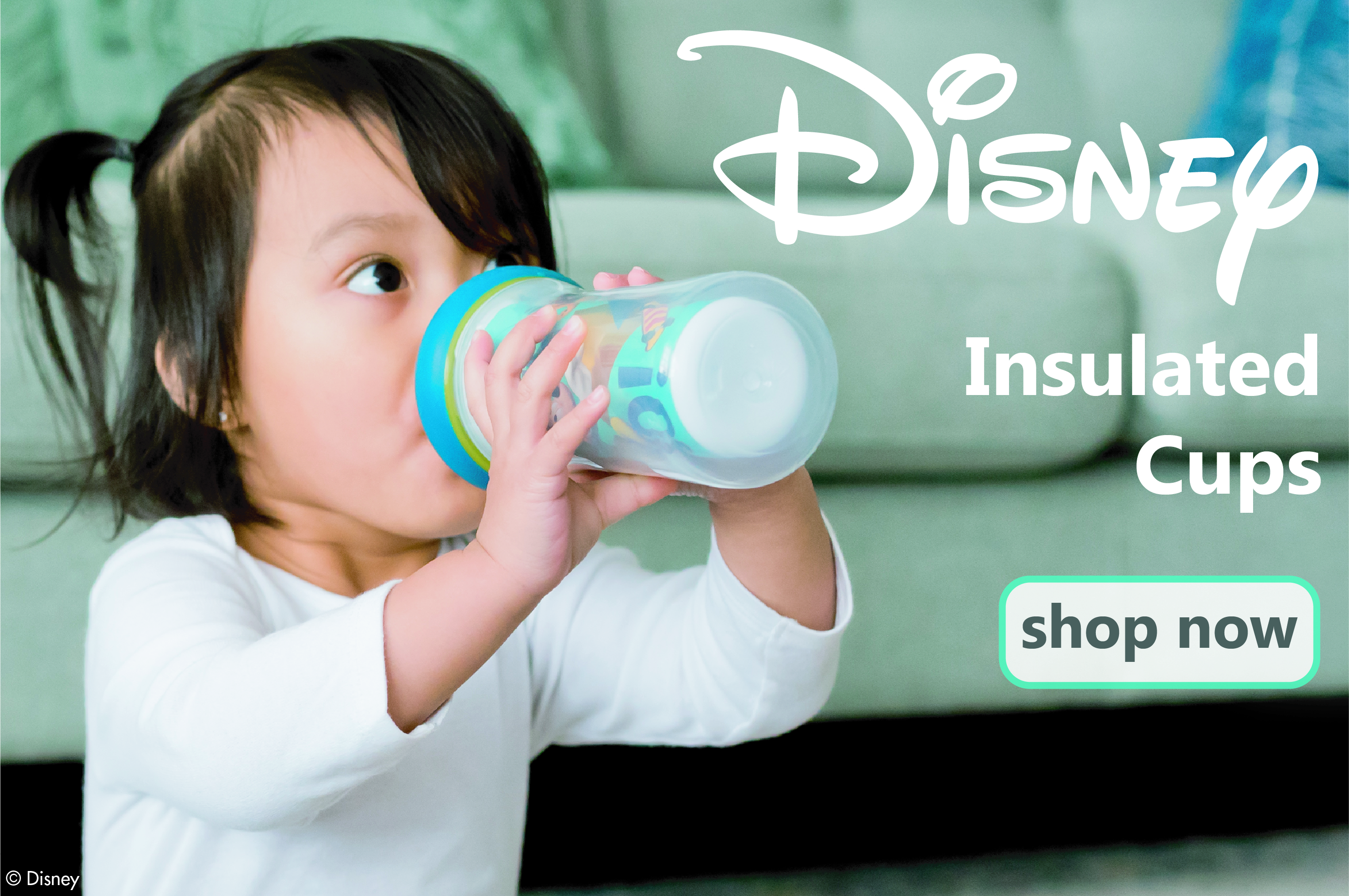Disney Insulated Cups. Shop Now