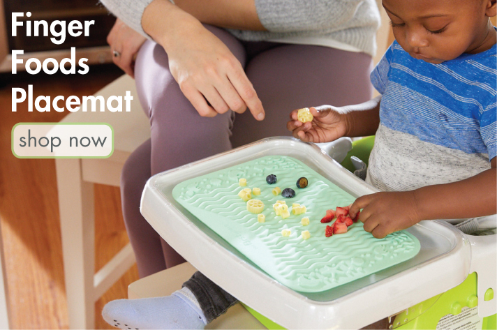 Finger Foods Placemat. Shop Now