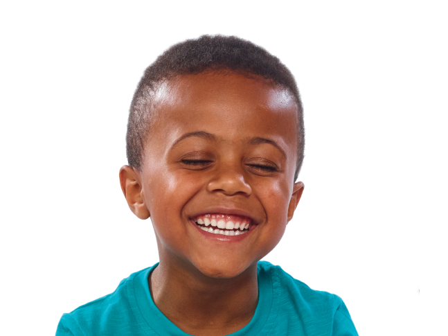 Image of smiling child