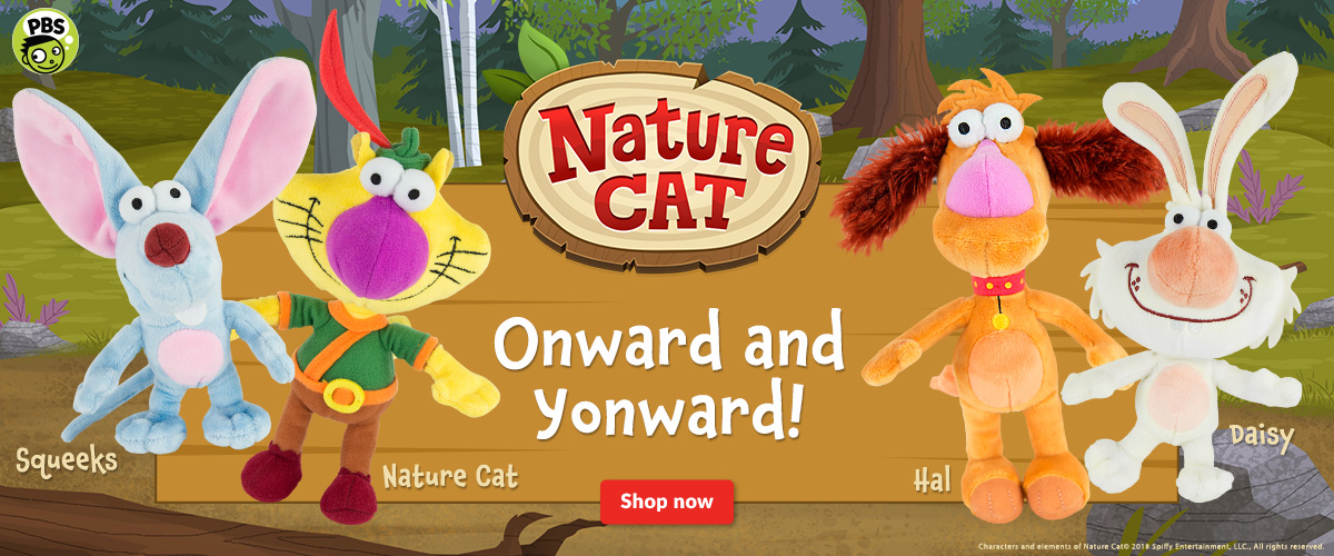 Nature Cat Plush
