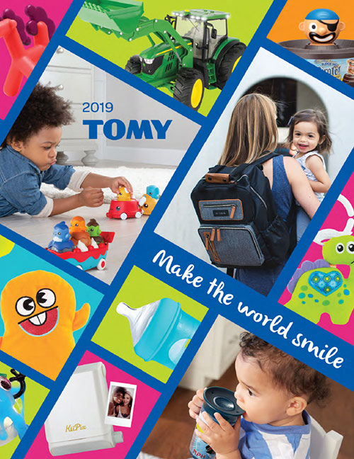 Tomy 2019 Catalog