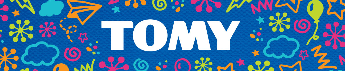 Tomy - Make the World Smile