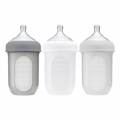 Pack of 3 NURSH Milk Storage Lids Boon