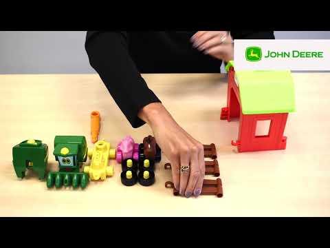John Deere Build-a-Buddy - Corey Combine