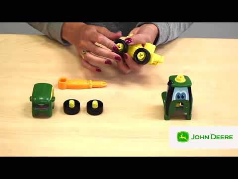 John Deere Build-a-Buddy