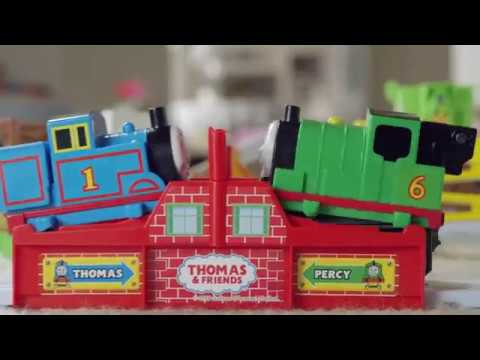 DEMO - Thomas & Friends Big Loader, Sodor Island Delivery Set