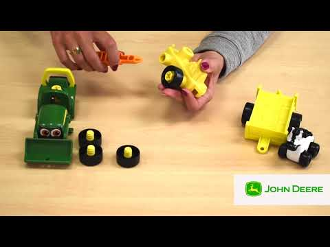 John Deere Build-a-Buddy - Bonnie Scoop